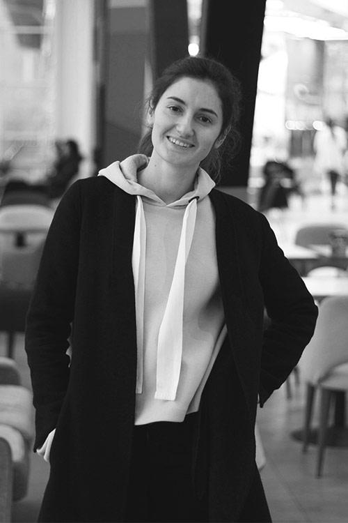 Сайгушинская Марина