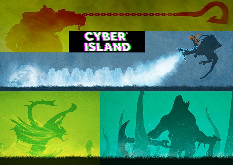 изображения для кибер граффити